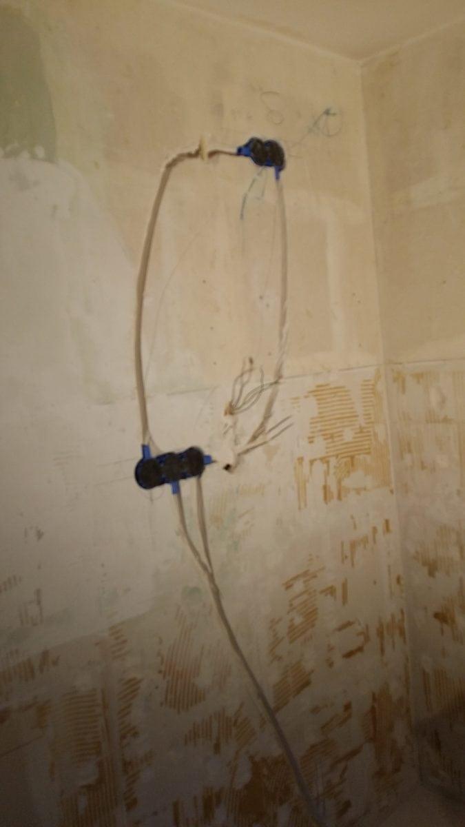 Stopcontact Keuken Aanleggen : Elektra aanleggen keuken + groepenkast vervangen