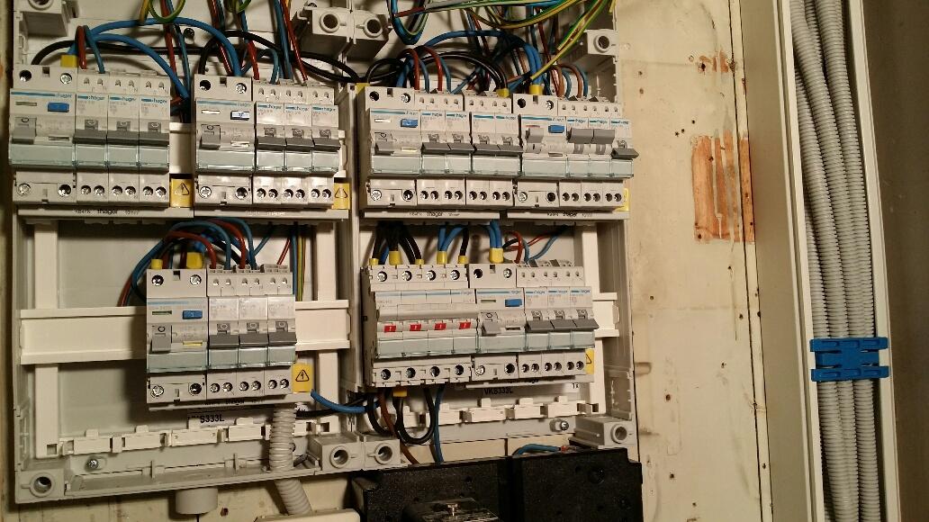Wonderlijk groepenkast vervangen Utrecht - Duran Elektrotechnischbedrijf XV-95